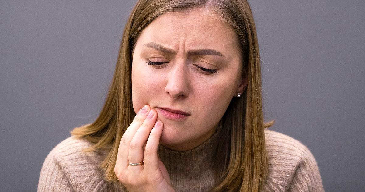 inflamed gums